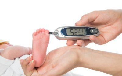 Surpoids dans l'enfance et le risque de diabète